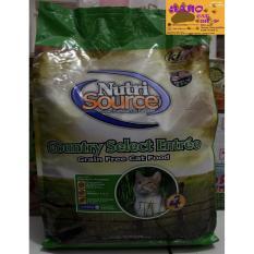 Nutrisource Cat Country Sellect (Grainfree) - 9Eeb99 - Original Asli