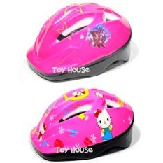 OBRAL MURAH Helm Sepatu Roda Anak Motif - Helm Sepeda Anak