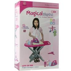 OBRAL MURAH Magical Play Set Iron Board Besar No.765 -  Mainan Setrika