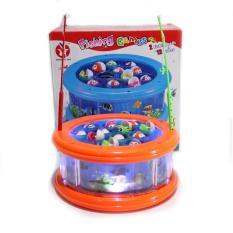 OBRAL MURAH Mainan Anak Fishing Game Aquarium 685-27 - Mainan Pancingan Ikan