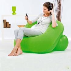 OBRAL MURAH Sofa Angin Nestair Bestway 75047 - Green