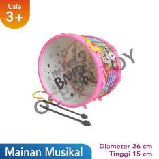 Ocean Toy Drum Set Mainan Edukasi Anak OCT0106-4 - Multicolor