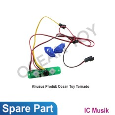 Ocean Toy Spare Part IC Musik Ride On Motor Tornado