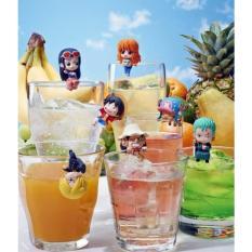 Ocha Tomo One Piece Tea Time - Random 1 Pcs - 9E3553 - Original Asli
