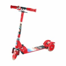 Mainan Anak AOS Skuter Cars Merah