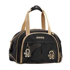 Harga Hemat Okiedog Urban Shuttle Black Parenting Travel Bag