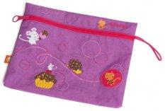Okiedog Wundertute Mouse Purple -  Tas Aksesoris Bayi