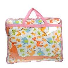 Harga Olc Baby Bumper Box Motif Safari Orange Dan Spesifikasinya