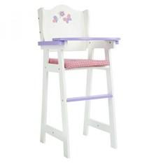 Olivias Dunia Kecil-Boneka Putri Putri Furniture-Bayi Tinggi Kursi Kayu 18 Inch Boneka Furniture-Internasional