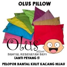 Spesifikasi Olus Pillow Baby Bantal Bayi Olus Anti Kepala Peyang Untuk Kesehatan Bayi Bagus