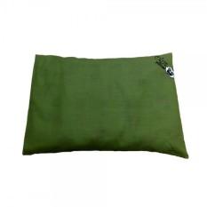 Cuci Gudang Olus Pillow Bantal Kulit Kacang Hijau Hijau Tua