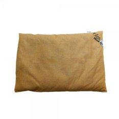 Beli Olus Pillow Bantal Kulit Kacang Hijau Mocha Baru