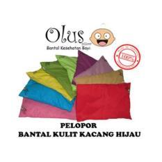 Clodistore Olus Pillow/Bantal Kesehatan Bayi/Bantal Anti Peyang/Bantal Kulit Kacang