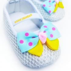 OmahBayi -Prewalker Sepatu Bayi Cewek 0-12 Bulan- Anak Perempuan Baru Lahir