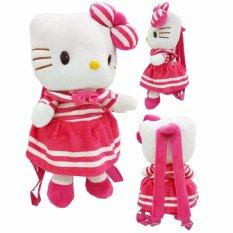 Harga Onlan Tas Ransel Anak Paut Motif Boneka Cantik Bahan Halus Dan Lembut Pink