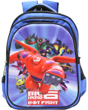 Review Onlan Tas Ransel Big Hero 3D Timbul Sd Import Onlan