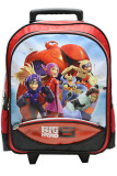 Diskon Onlan Tas Trolly Motif Disney Big Hero 3D Unik Merah Onlan Indonesia