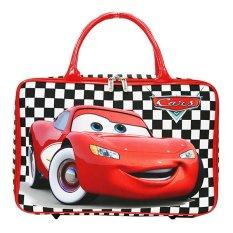 Harga Onlan Travel Bag Cars Red Bahan Kanvas Halus Import Jawa Barat