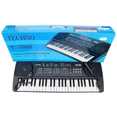 Organ Tunggal / Piano Keyboard Techno T5000