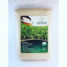Harga Organic Beras Putih Pandan Wangi Organik Oryzae 5 Kg Murah
