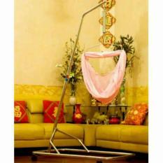 Katalog Orient Tiang Ayunan Bayi Model Pancing Bahan Stainless Orient Terbaru