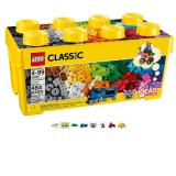Original Lego ® Lego Classic Creative Brick Box 484 Pcs Terbaru