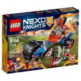 Harga Original Lego ® Nexo Knights Macy S Thunder Mace Satu Set