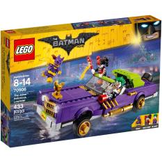 Original LEGO ® / THE BATMAN MOVIE - The Joker Notorious Lowrider
