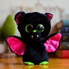 Asli Koleksi TY Beanie Boos Kids Plush Mainan IGOR Bat Mata Hijau Besar Hadiah Natal Kawaii Cute Soft Stuffed Animals Boneka-Intl