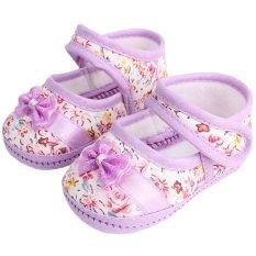 Jual Ormano Sepatu Bayi Prewalker Baby Pita Nina Ungu Murah Di Dki Jakarta