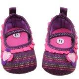 Jual Beli Ormano Sepatu Bayi Prewalker Elaine Flower Baby Ungu