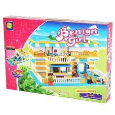OTOYS Benign Girl Mainan Balok Lego 484 PCS - PA-G805934-20302