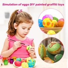 Lukisan Telur Kayu DIY Berpura-pura Iklan Ini Memungkinkan Kami untuk Menawari Anda Pendidikan Anak