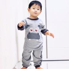 Spesifikasi Pajamas For Kids Dessan Animal Hippo Himawari Terbaru