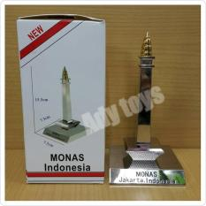 Pajangan Miniature Monas Indonesia - Ivogaq