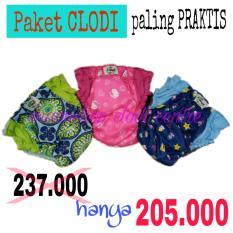 Diskon Paket Hemat Ningrat Aio Pant Clodi Popok Bayi Celana Paling Praktis Size Reguler Ningrat