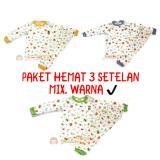 Review Babyandkids Paket Hemat Setelan Piyama Anak Xl Soft Katun Sni Karakter Ocean Di North Sumatra