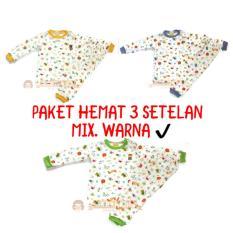 Beli Babyandkids Paket Hemat Setelan Piyama Anak Xl Soft Katun Sni Karakter Ocean A A