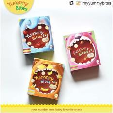 Paket Hemat Yummy Bites 123 Isi 3 Yummy Bites Diskon 30