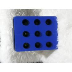Paket Hidroponik Bak Nutrisi Beserta Netpot Dan Tutup Impraboard - Op2tzk