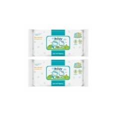 Jual Beli Paket Isi 5 Pack Tissue Basah Sweety 80 4 Sheet Parfum Di Dki Jakarta