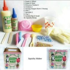 Paket Lengkap Squishy Maker/ Squishy Kit Murah