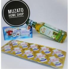 Paket MPASI / Keju Belcube, Unsalted butter 10 *10gr, Evoo for Kids, mpasi bayi dan balita