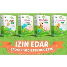 Toko Paket Nayz Bubur Bayi Organik Mp Asi Lebrania Salmon Bb Labos Kakap Elhappy Tummy Tuna Yummy Ayam Terdekat
