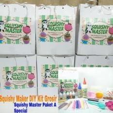 Paket Squishy Maker A Grosir/ Paket Jualan - Dimz6n