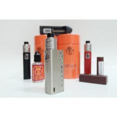 Paket Vape Telsa / Teslacigs Terminator Kit RDA + LG +Liquid Charger - K54adp