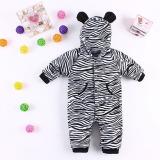 Review Palight Mewah Baju Terusan Bayi Hewan Kostum Balita Zebra Di Tiongkok