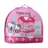 Promo Paling Dicari Tenda Rumah Anak Karakter Hello Kitty Besar Terlaris