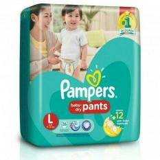 Pampers Baby Dry L 26