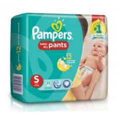 Harga Pampers Baby Dry Pants S 22 Origin